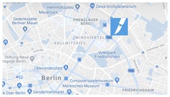 Design Chirurgen Office Berlin / Werbung für die Arztpraxis